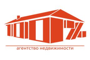 Логотип Сто процентов (агентство недвижимости) Щелково - Справочник Щелково