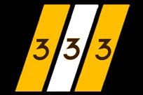 Логотип 333 (магазин) - Справочник Щелково