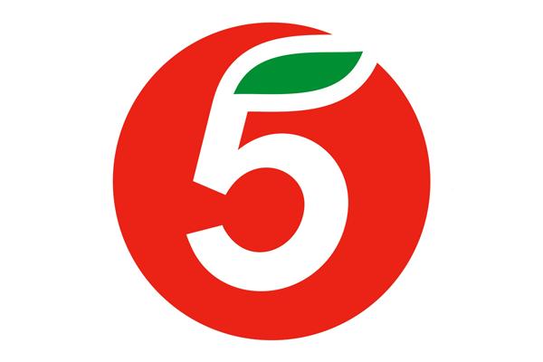 Логотип Пятёрочка (магазин наКомарова-2) - Справочник Щелково