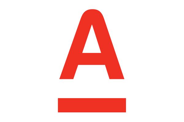Логотип Альфа-Банк (банкомат в ТЦ «Фреш») - Справочник Щелково