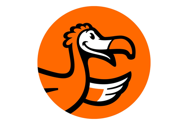 Логотип Додо Пицца в Щелково (пиццерия на площади Ленина) - Справочник Щелково