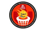 Логотип Федерация баскетбола Щёлковского муниципального района Московской области Щелково - Справочник Щелково