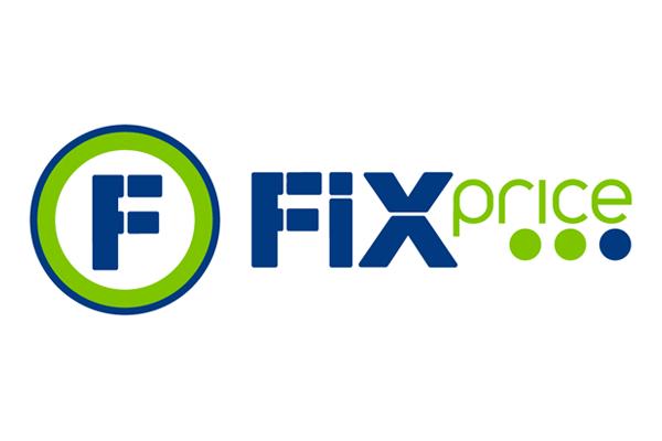 Логотип Fix Price (магазин) Щелково - Справочник Щелково