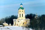 Логотип Церковь святителя Николая Чудотворца Щелково - Справочник Щелково
