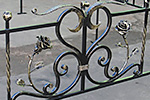 Щелково, Кованые ограды