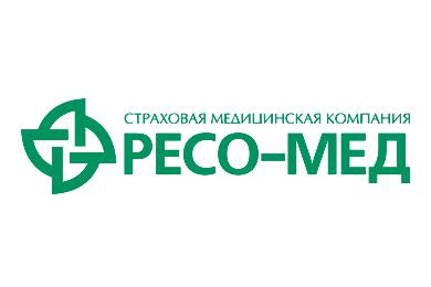 Логотип Страховая медицинская компания «РЕСО-Мед» (Щелковский филиал) Щелково - Справочник Щелково