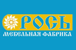Логотип Мебельная фабрика «Рось» (региональное представительство) Щелково - Справочник Щелково