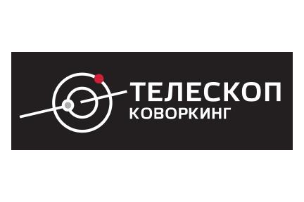Логотип Телескоп (коворкинг) - Справочник Щелково