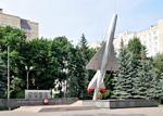 Щелково, Отдавшим жизнь за нашу Советскую Родину (памятник)