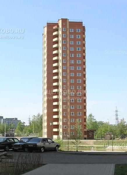 Фото новый дом (№96, корпус 3) по улице Центральная г. Щелково - Щелково.ru