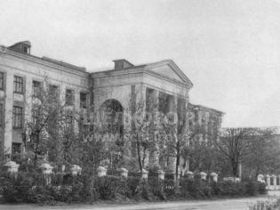 Старые фото 1-го Советского переулка города Щелково