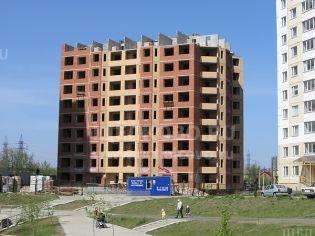 Щелково, ул. Центральная, 96, корп. 1 - 8 мая 2008 г.