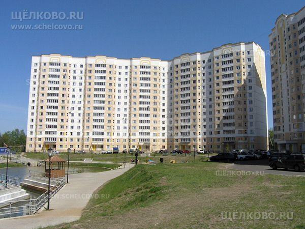 Фото г. Щелково, ул. Центральная, дом 92 (микрорайон №7, квартал «Дальний Воронок») - Щелково.ru