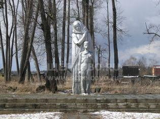 Фото деревни Богослово Щёлковского района