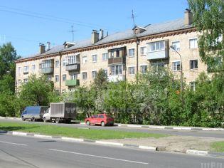 Город Щёлково. Улица Комарова в 2008 году