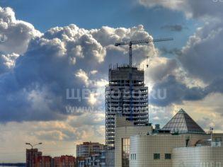 Адрес Щелково, наб. Серафима Саровского, 2 (отель «Аструм») - 20 апреля 2009 г.