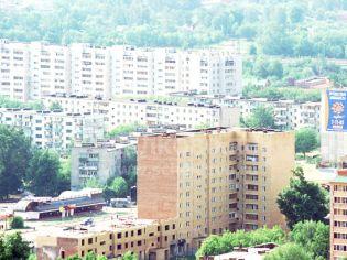 Щелково, пр-т Пролетарский, 7а - лето 2003 г.