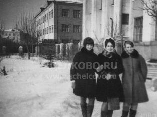 Адрес Щелково, пер. 1-й Советский, 17 - февраль 1971 г.