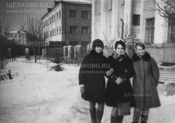 Фото около химико-механического техникума в Щелково (1-й Советский переулок, д. 17) - Щелково.ru