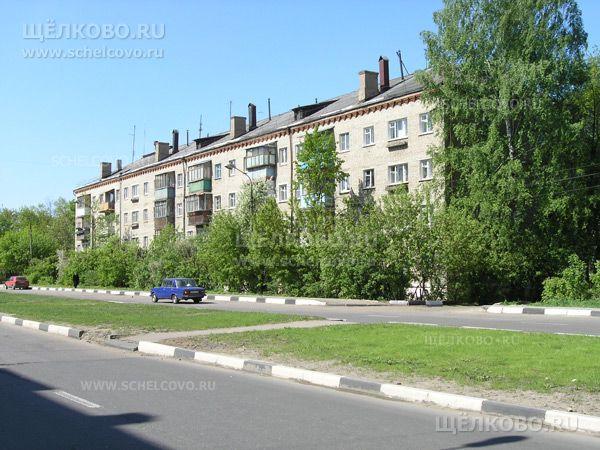 Фото г. Щелково, ул. Комарова, дом 16 - Щелково.ru