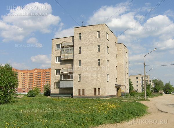 Фото г. Щелково, ул. Московская, дом 136 (микрорайон Жегалово) - Щелково.ru