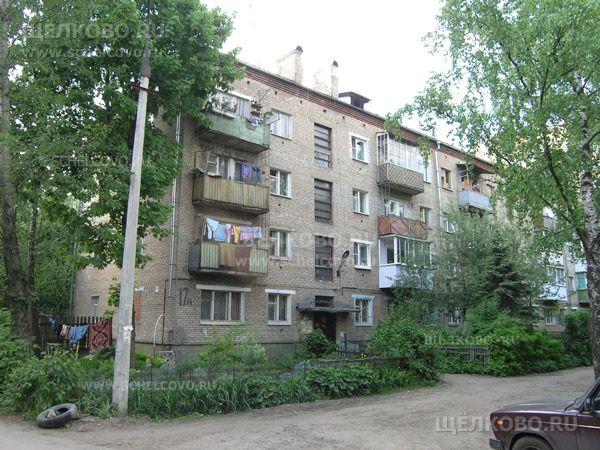 Фото г. Щелково, ул. 8-е Марта, дом 17а (микрорайон Жегалово) - Щелково.ru