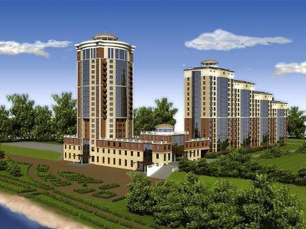 Фото проект 9-15-этажного жилого дома по улице Заречная г. Щелково - Щелково.ru