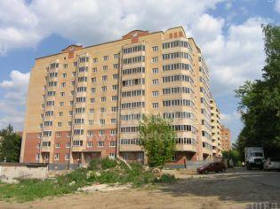 Адрес Щелково, ул. 8-е Марта (мкр. Жегалово), 11 - 28 мая 2009 г.