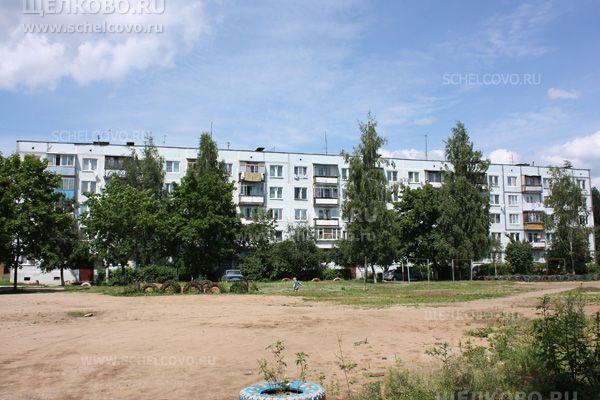 Фото г. Щелково, ул. Беляева, дом 2а - Щелково.ru