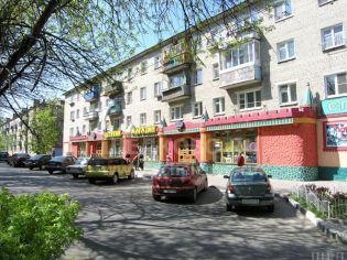 Щелково, ул. Пушкина, 4 - 8 мая 2008 г.