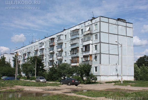 Фото г. Щелково, ул. Беляева, дом 9а - Щелково.ru