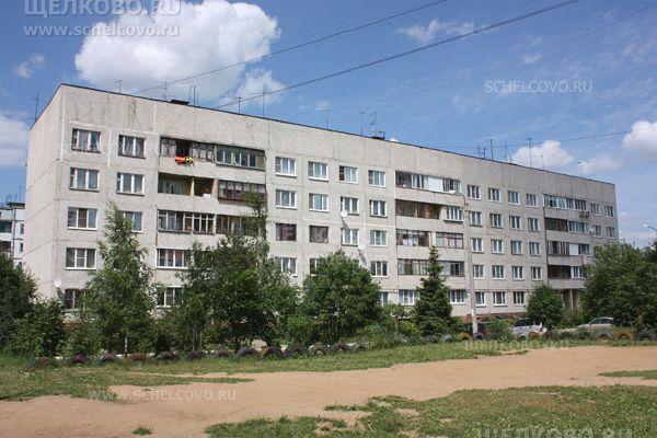 Фото г. Щелково, ул. Беляева, дом 22а - Щелково.ru