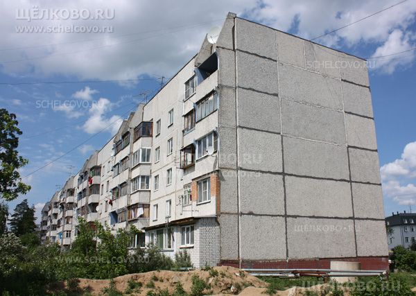 Фото г. Щелково, ул. Беляева, дом 24а - Щелково.ru