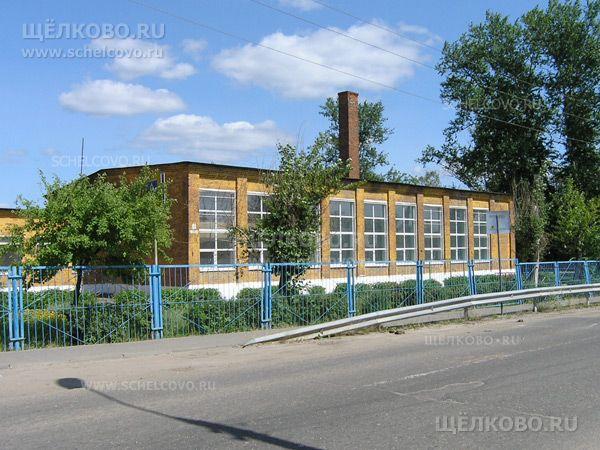 Фото спортзал школы № 1 г. Щелково (ул.Школьная) - Щелково.ru