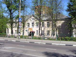 Фото школы №8 города Щёлково