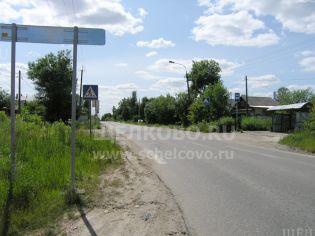 Фото улицы Свердлова города Щёлково (деревня Потапово)