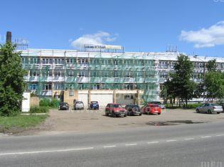 Щелково, ул. Фабричная, 1 - 30 июня 2009 г.