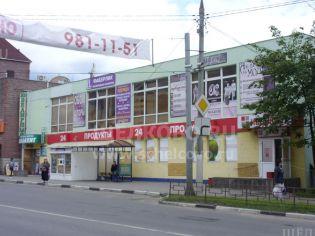 Город Щёлково. Улица Комарова в 2009 году
