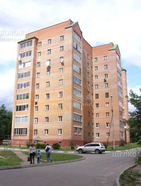 Фото г. Щелково, Пролетарский проспект, дом 5а (расположен по улице Советская) - Щелково.ru