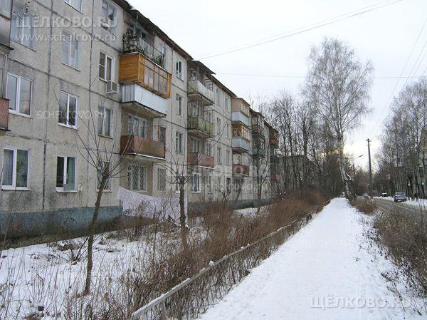 Фото г. Щелково, ул. Иванова, дом 19 (на пересечении с ул. Шмидта) - Щелково.ru