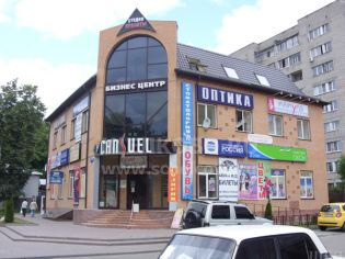Город Щелково. 1-й Советский переулок в 2009 году