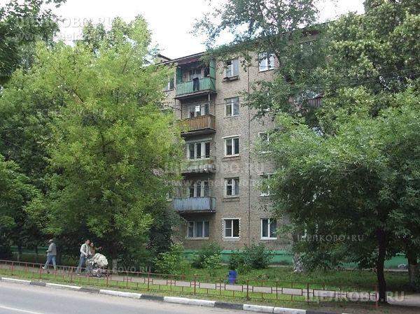 Фото г. Щелково, улица Комарова, дом 5 - Щелково.ru