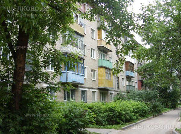 Фото г. Щелково, ул. Комарова, дом 17/3 (расположен по улице Первомайская) - Щелково.ru