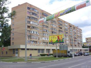 Адрес Щелково, пр-т Пролетарский, 3 - 4 июля 2009 г.