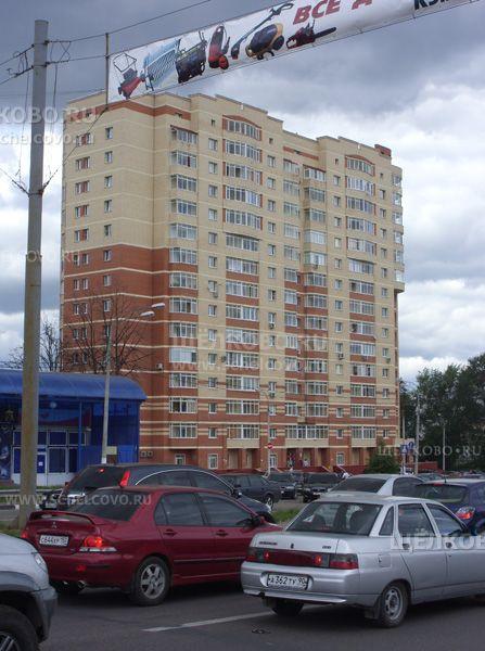 Фото г. Щелково, Пролетарский проспект, дом 9, корпус 3 - Щелково.ru