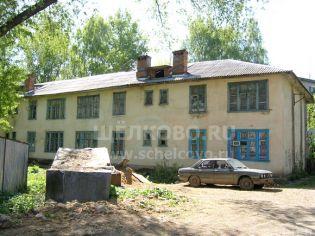 Адрес Щелково, ул. Кооперативная, 1 - 8 мая 2008 г.