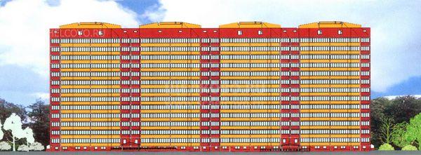 Фото проект жилого дома № 15 по улице Радиоцентр-5 в мкр. Чкаловский г. Щелково - Щелково.ru