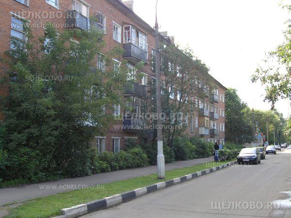 Фото г. Щелково, ул. Парковая, дом 5 - Щелково.ru