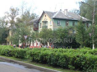 Щелково, ул. Парковая, 14 - 1 сентября 2008 г.
