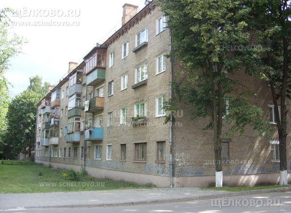 Фото г. Щелково, ул. Центральная, дом 4 - Щелково.ru